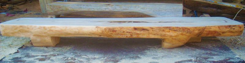 소나무좌탁